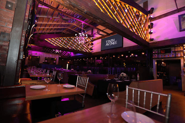 Tenth Avenue - Rooftop Bar, Eatery and Pizzeria 01000